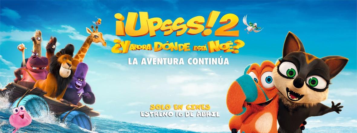 K - UPSSS Y AHORA DONDE ESTA NOE