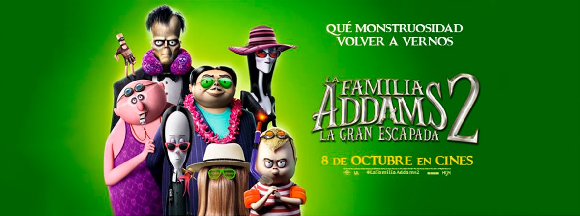 F - LA FAMILIA ADDAMS 2